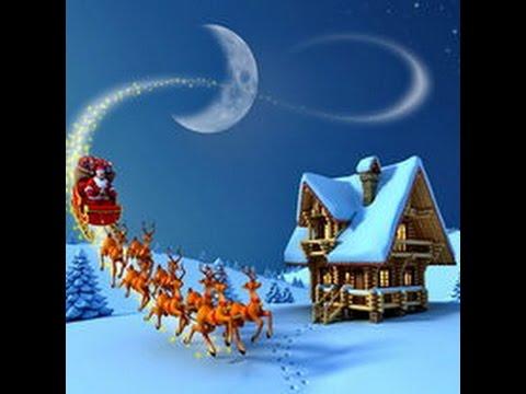 Giáng Sinh An Lành- We wish you a merry christmas- Feliz Navidad -hoạt hình giáng sinh