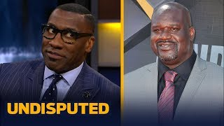 Skip and Shannon react to Shaq trolling Dwight in his response to Kobe's comments | NBA | UNDISPUTED