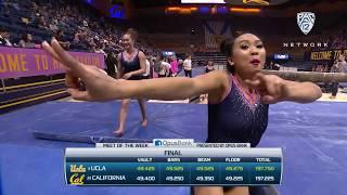 Recap: UCLA Gymnastics Defeats Cal