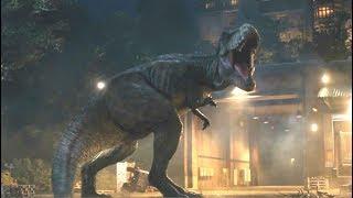 Jurassic World Fallen Kingdom: Rexy Screen-Time (2018)