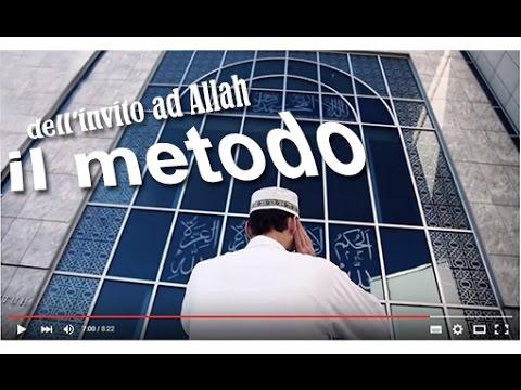 Il metodo dell'invito ad Allah