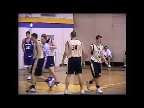 Lakers - Stingrays AAU Boys  5-11-03
