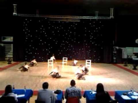 Anastasia Midnight's CATWOMAN (Jazz Dance, Serbia)