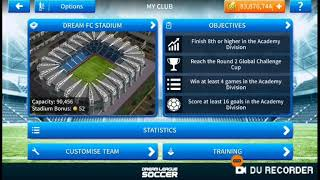 How to ranbo style in dream league soccer