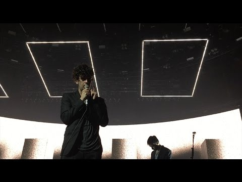 The 1975 at Apple Music Festival 2016