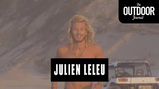 Exclusive interview with pro freestyle kitesurfer Julien Leleu