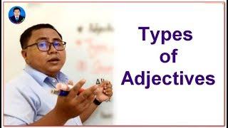 """Learn English with teacher Soun Ley _ """"Adjectives"""""""