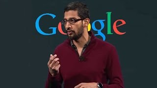 Google's new CEO is Indian Born Sundar Pichai