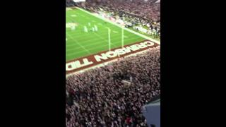 Iron Bowl 2014- (the last) Dixie Land Delight