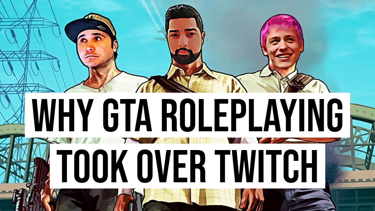 Why GTA RP Took Over Twitch (Feat  No Pixel server, Sodapoppin, Summit1g,  Lirik, Vader, and more)