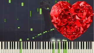 La La Land - Mia and Sebastian's Theme [Piano Tutorial] (Synthesia) // Kyle Landry + MIDI