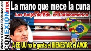 ¿Por qué tanto interés por Bolivia? Ecuador y Chile siguen apoyados por...
