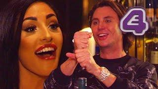 Kim Kardashian Lookalike Date Gets Weird For Jonathan Cheban! | Celebs Go Dating