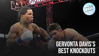 Gervonta Davis - Best Knockouts 2021 [HD] - Gervonta Davis Highlights