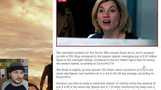 Everyone Hates The New Doctor Who, Ratings Dip At Finale