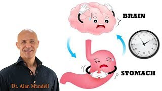 When Does Your Brain Know Your Stomach is Full - Dr Alan Mandell, DC