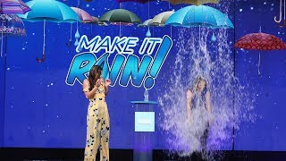It's Splash or Cash in a Round of 'Make It Rain'!