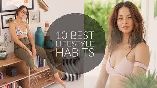 10 Best Healthy Lifestyle Habits To Do NOW | Tips That Changed My Life | Aja Dang