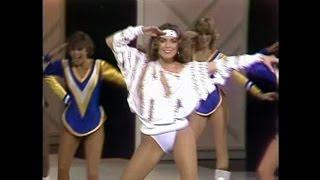 CATHERINE BACH & THE NFL RAMS CHEERLEADERS (1984)