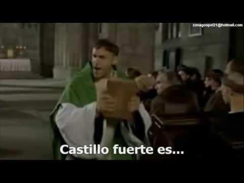 Martín Lutero - Castillo Fuerte es Nuestro Dios (Música y Video en HD) Letra [Reforma Protestante]