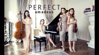 Ed Sheeran - Perfect (Amadeus violin cover instrumental