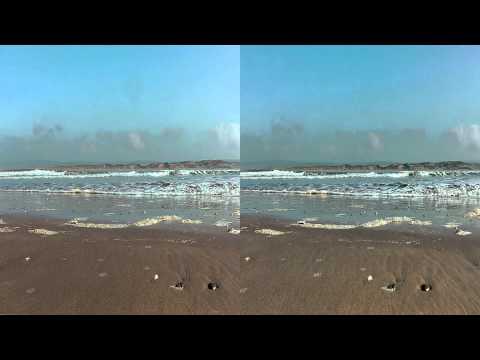 3D slomo wave incoming