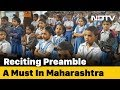 Reciting Preamble A Must In Maharashtra Schools Starting January 26