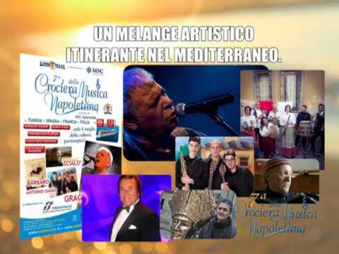 VII Crociera della Musica Napoletana - Dal 6 al 13 ottobre 2014 a bordo di MSC Splendida