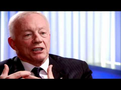 NFL: Jerry Jones on Cowboys - YouTube
