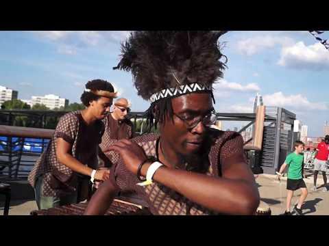 Otto & The Mutapa Calling - Art Night London