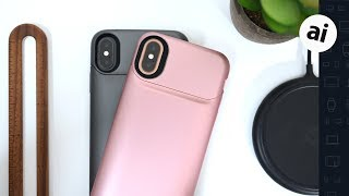 Review: Mophie Juice Pack Air Lands for iPhone XS, XS Max, & XR