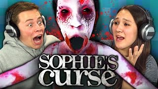 SOPHIE'S CURSE (Teens React: Gaming)