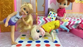 Sleepover Elsa Anna Slumber Party At Chelsea Barbie S Doll