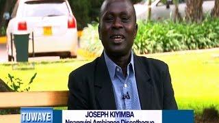 Tuwaye: Joseph Kiyimba, Nanyini Ambiance Discotheque