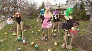 What Kind of Easter Display Is This?