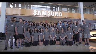 Samsung Internships: What to Expect