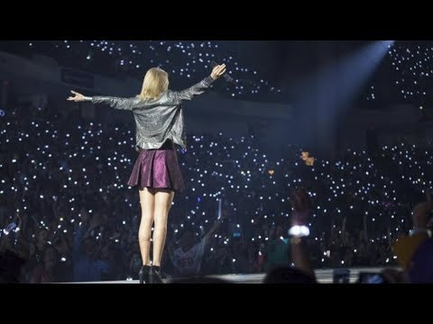Taylor Swift - All stadiums where REPUTATION TOUR will be held