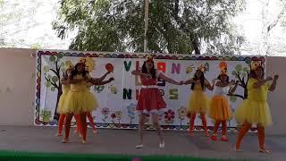 Patita lulu jardin de niños gandhi