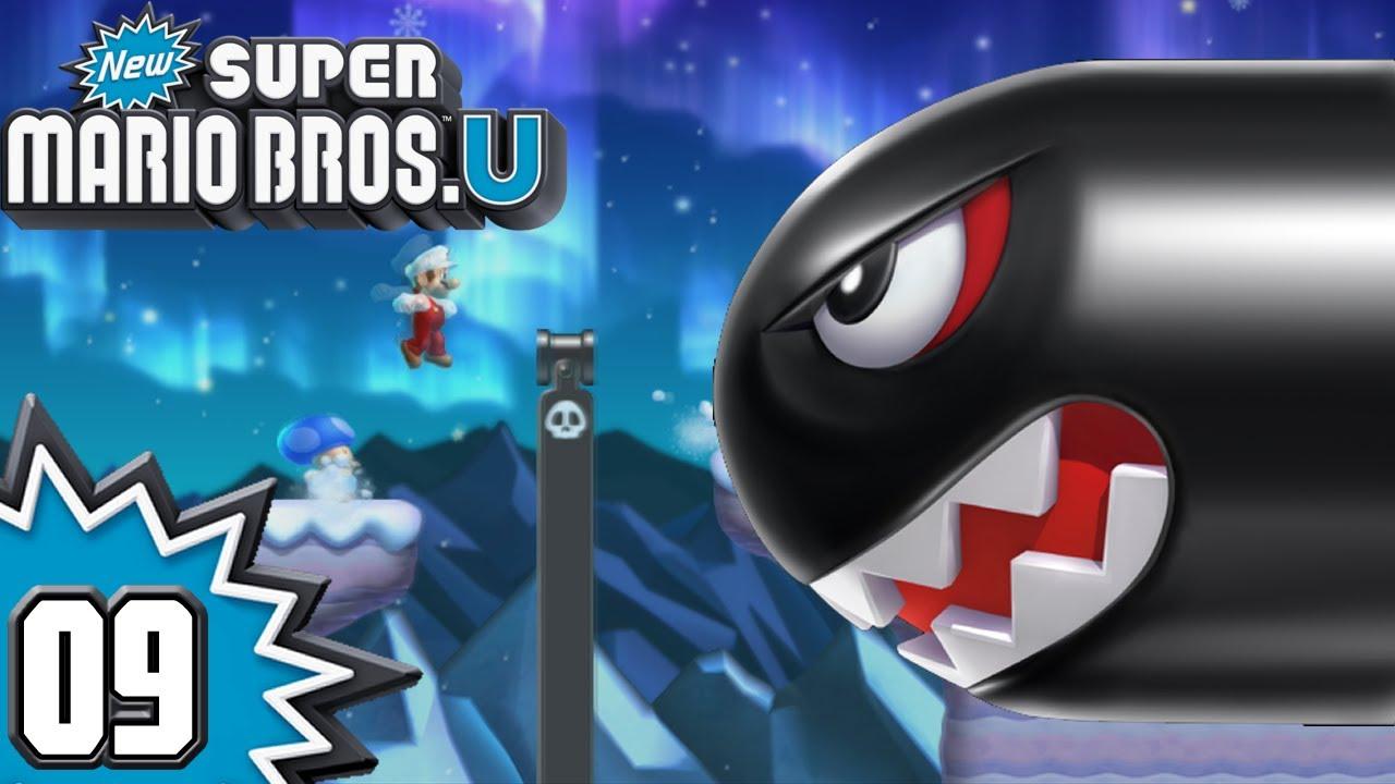 New Super Mario Bros U Wiiriketopray