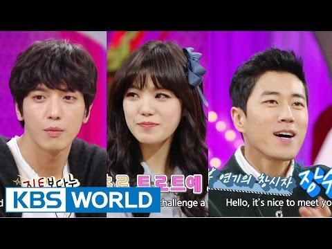 Hello Counselor - Jang Suwon, Jung Yonghwa, Lizzy & Sunwoo (2015.02.23)