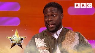 Kevin Hart's intense rivalry with a racist camel filming Jumanji 😂 | The Graham Norton Show - BBC