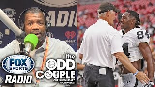 Rob Parker - Raiders Made The RIGHT DECISION With Antonio Brown!
