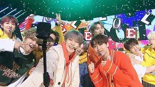 SEVENTEEN - Snap Shoot [SBS Inkigayo Ep 1019]