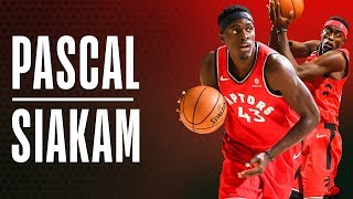 Pascal Siakam's Best Plays From The 2018-19 Season