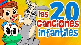 CANCIONES INFANTILES, LO MEJOR DE LO MEJOR - TOY CANTANDO
