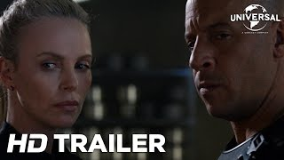 Fast & Furious 8 2017 Movie Trailer