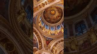 Nhà thờ thánh Issac - Saint Petersburg, Russia