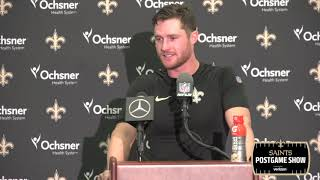 Saints vs. Texans Postgame: Wil Lutz | 2019 NFL Week 1