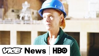 America's Largest Reservoir Is At Dangerously Low Levels (HBO)