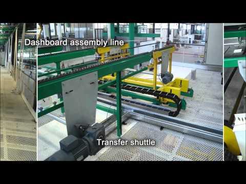 ALTINAY Ground Conveyors